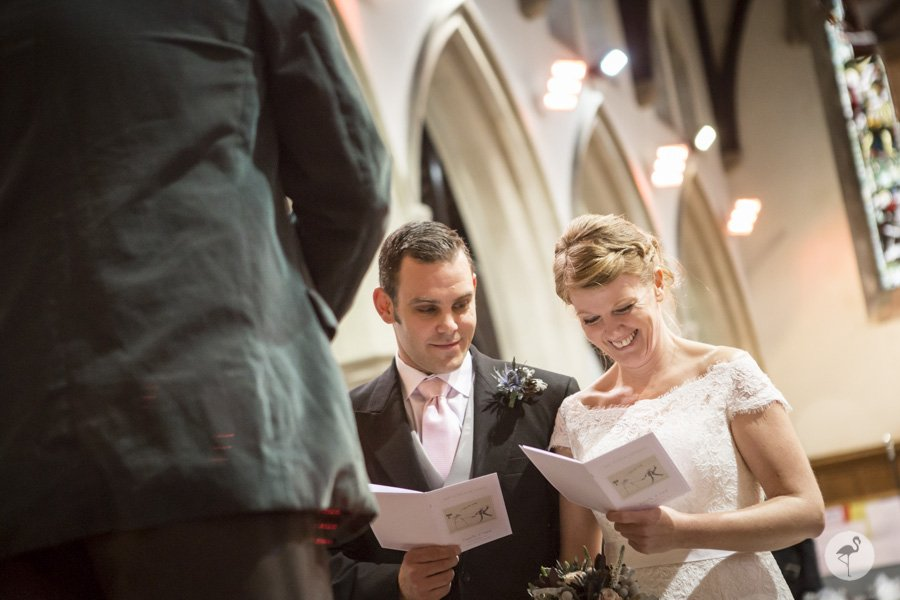 Beechfield House Wedding