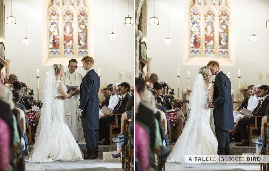 Pembroke marquee wedding