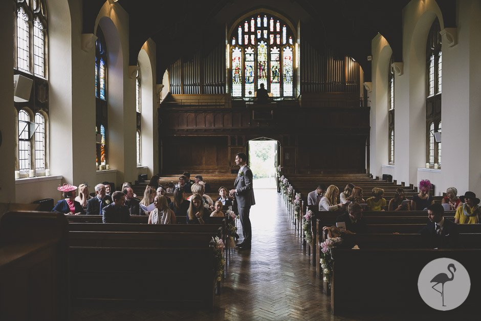 Kingswood school chapel