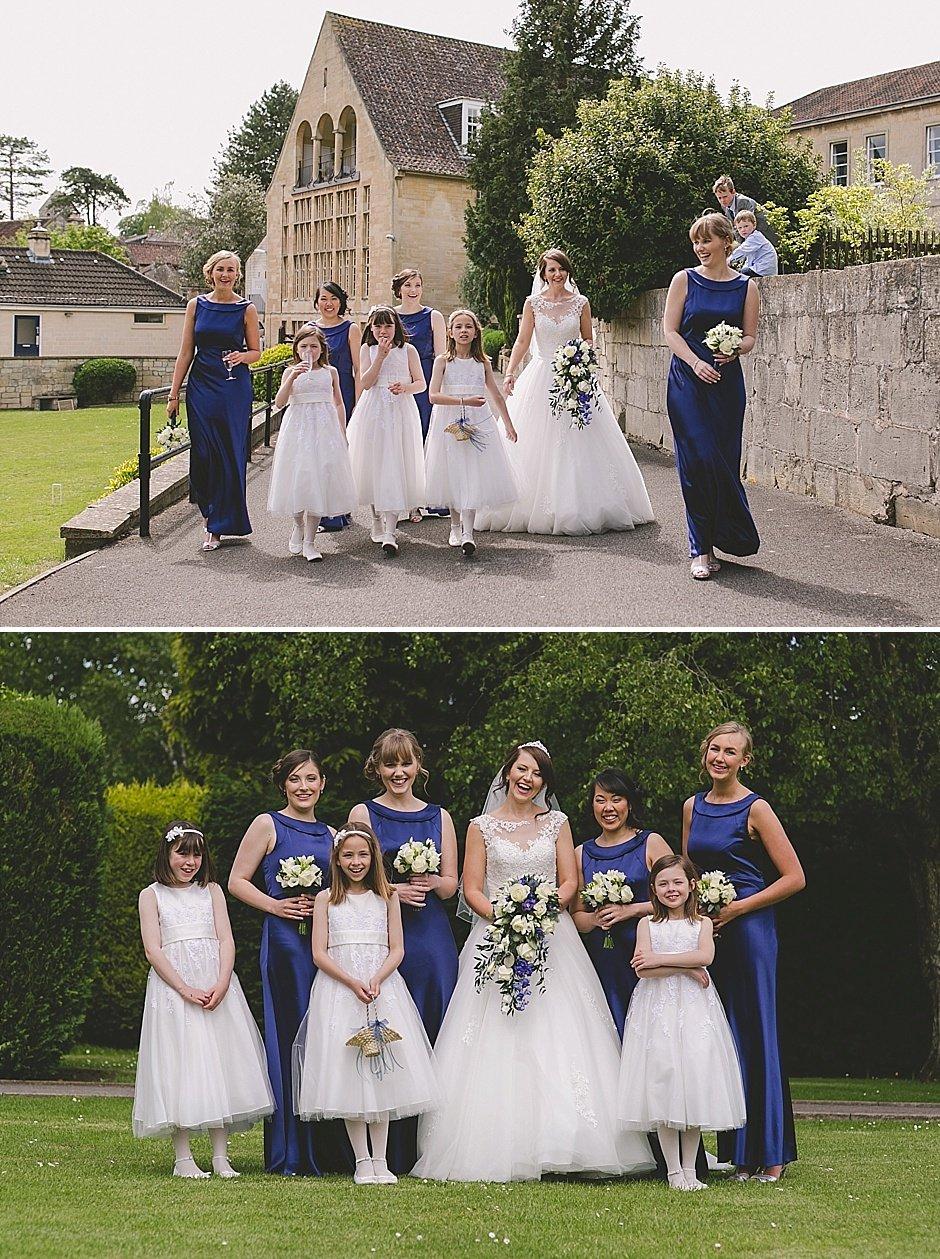 Monkton Combe wedding photography