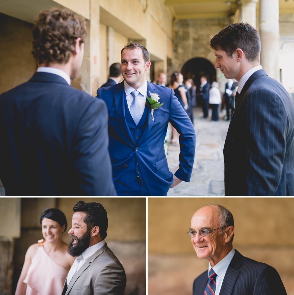 Roman Baths Wedding Photography