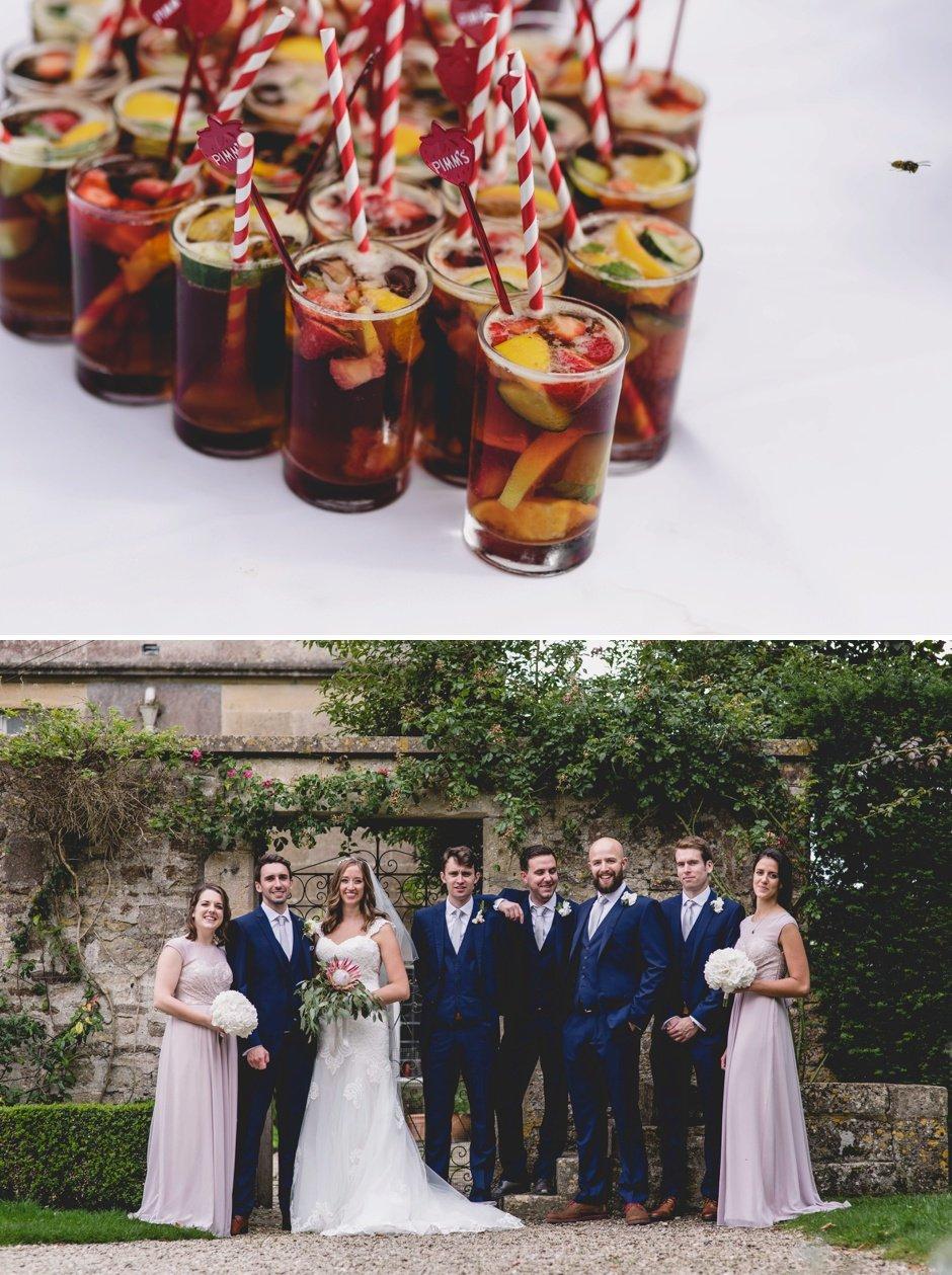 Hamswell House wedding Photography