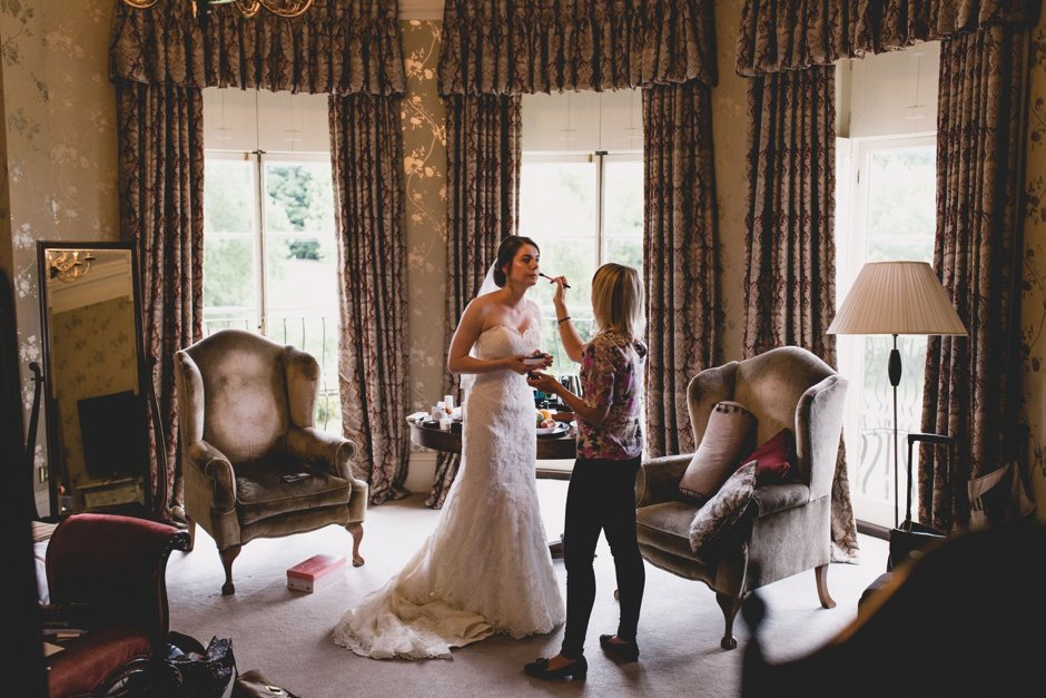 Wyck Hill House Wedding Photography