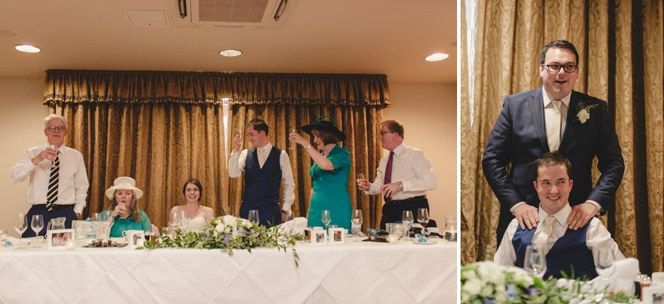 Wyck Hill House Wedding Photography