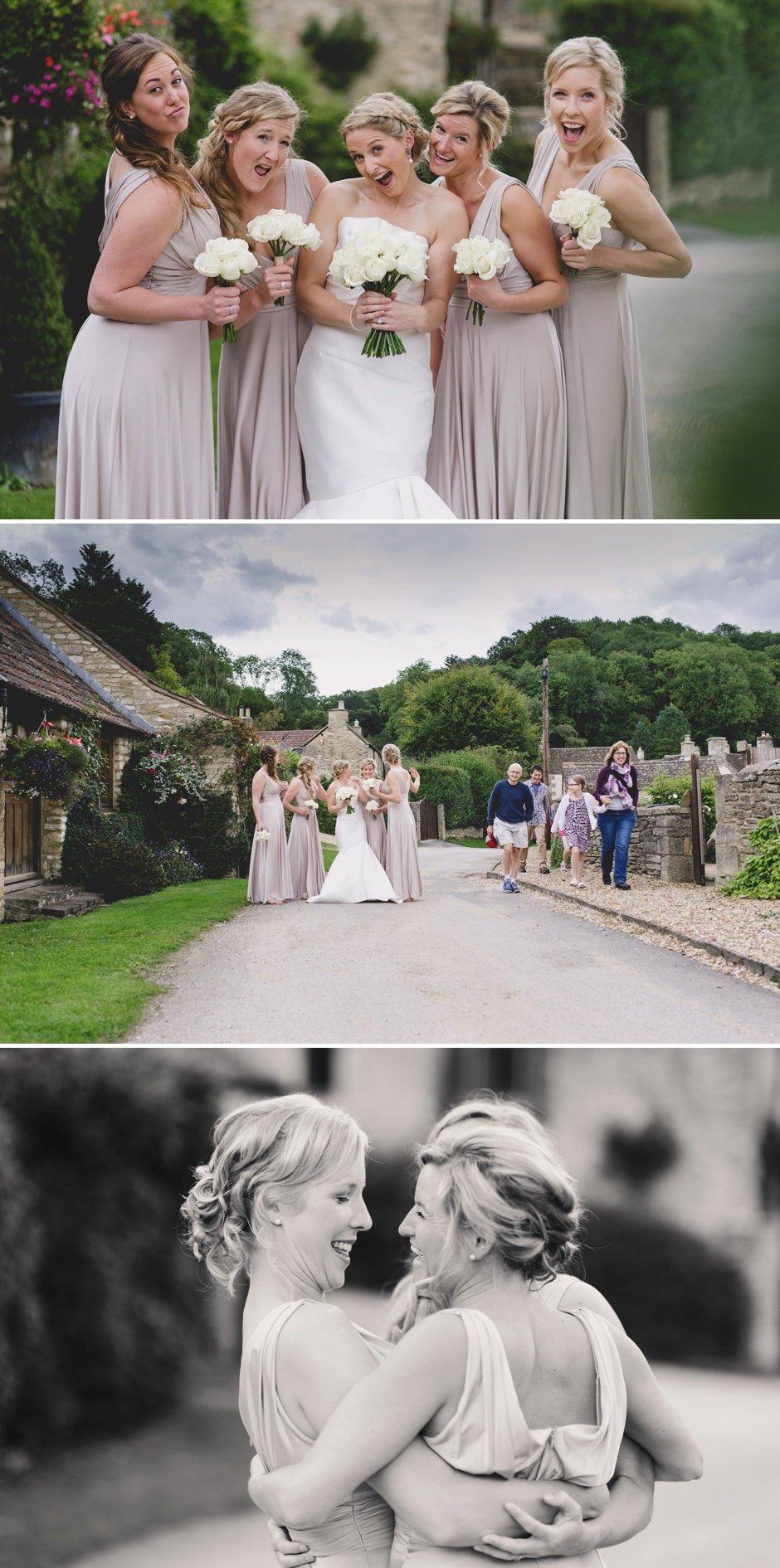 Castle Combe Wedding