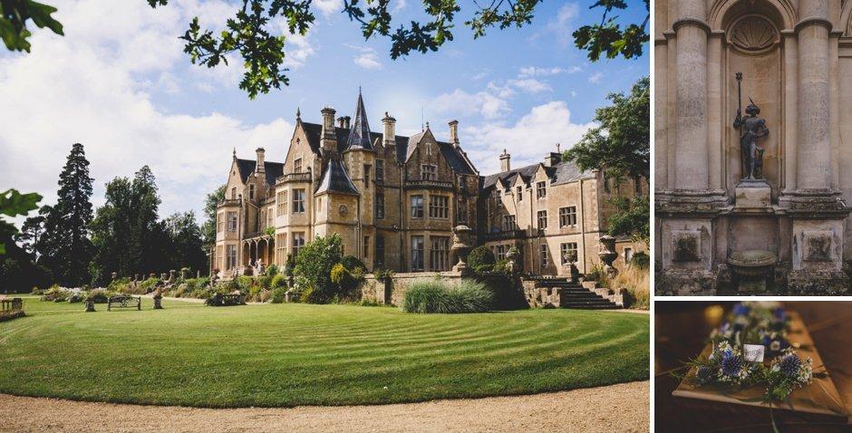 Orchardleigh House Wedding Photographer