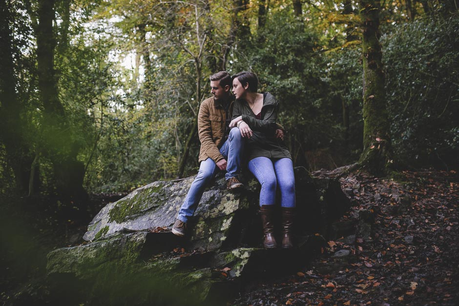 Greyfields Woods Engagement