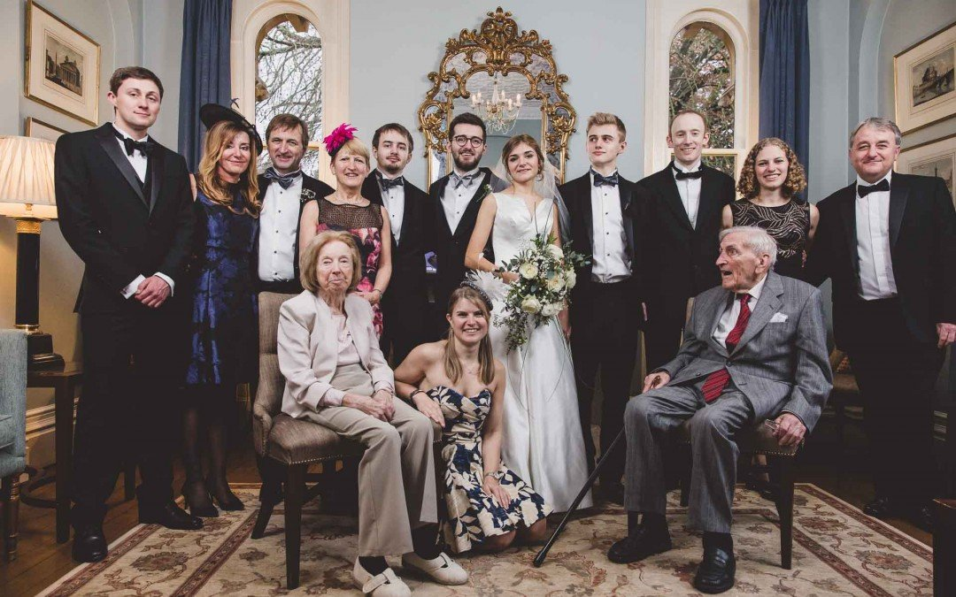Family Photography at Weddings
