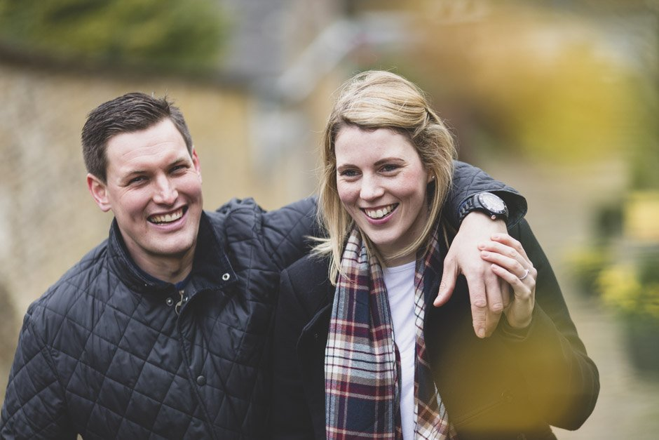 Tetbury Engagement Shoot