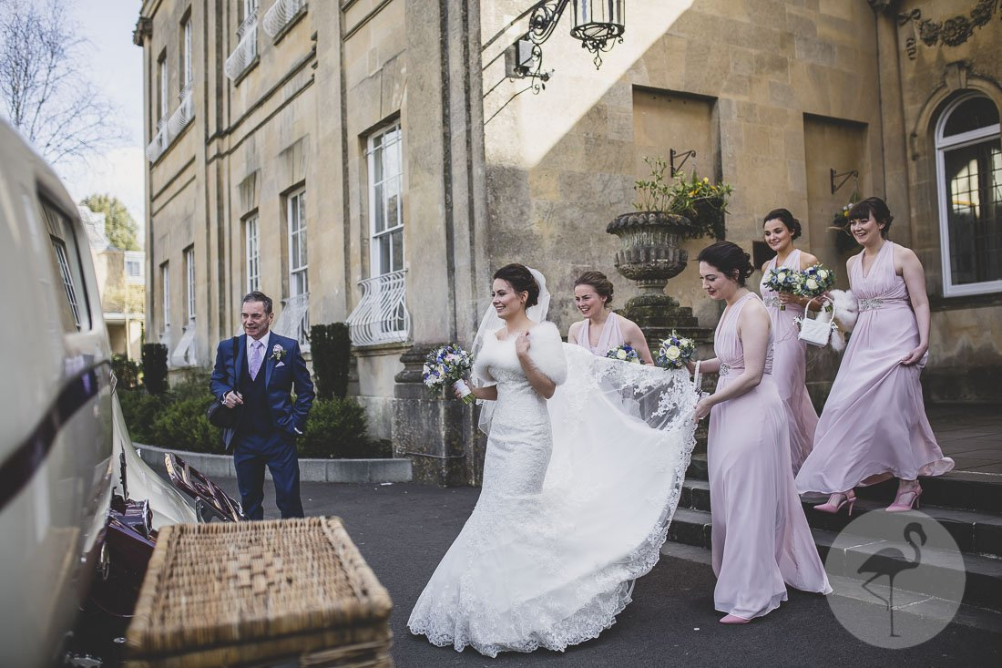 Bailbrook House Wedding