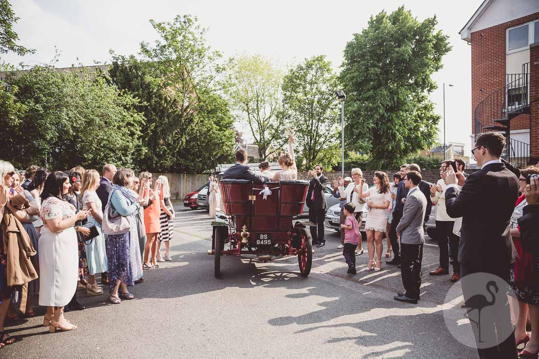 Kingston On Thames Wedding Photography
