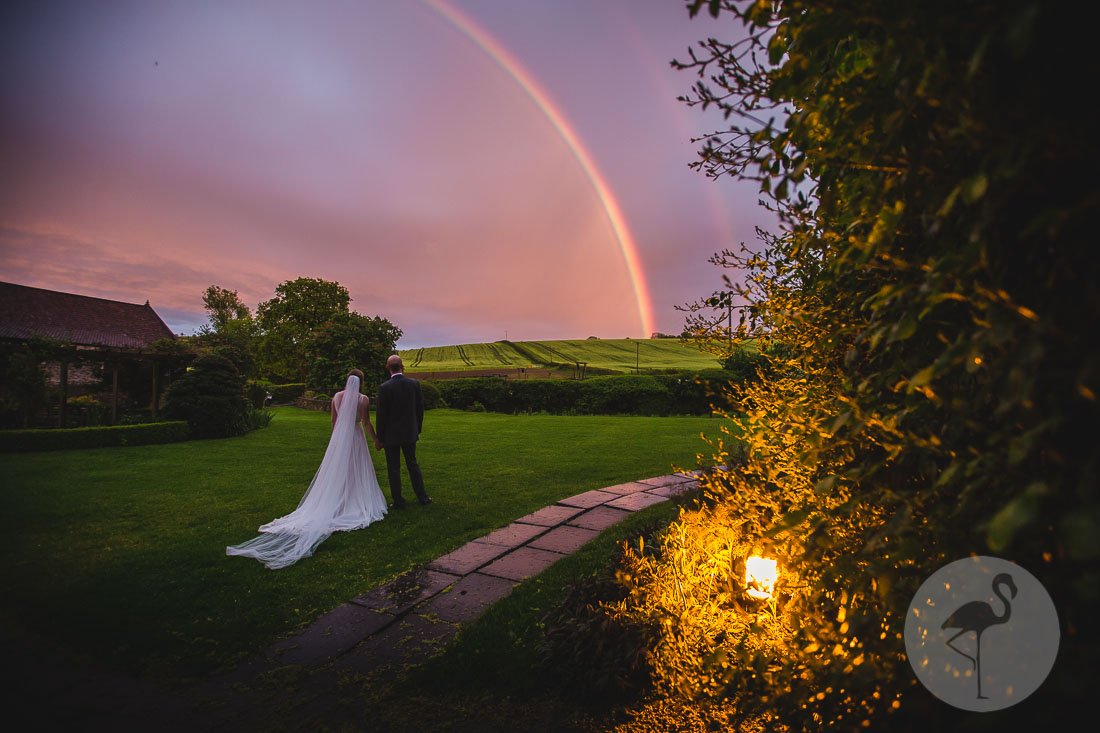 Wedding photography at The Pig & Priston Mill
