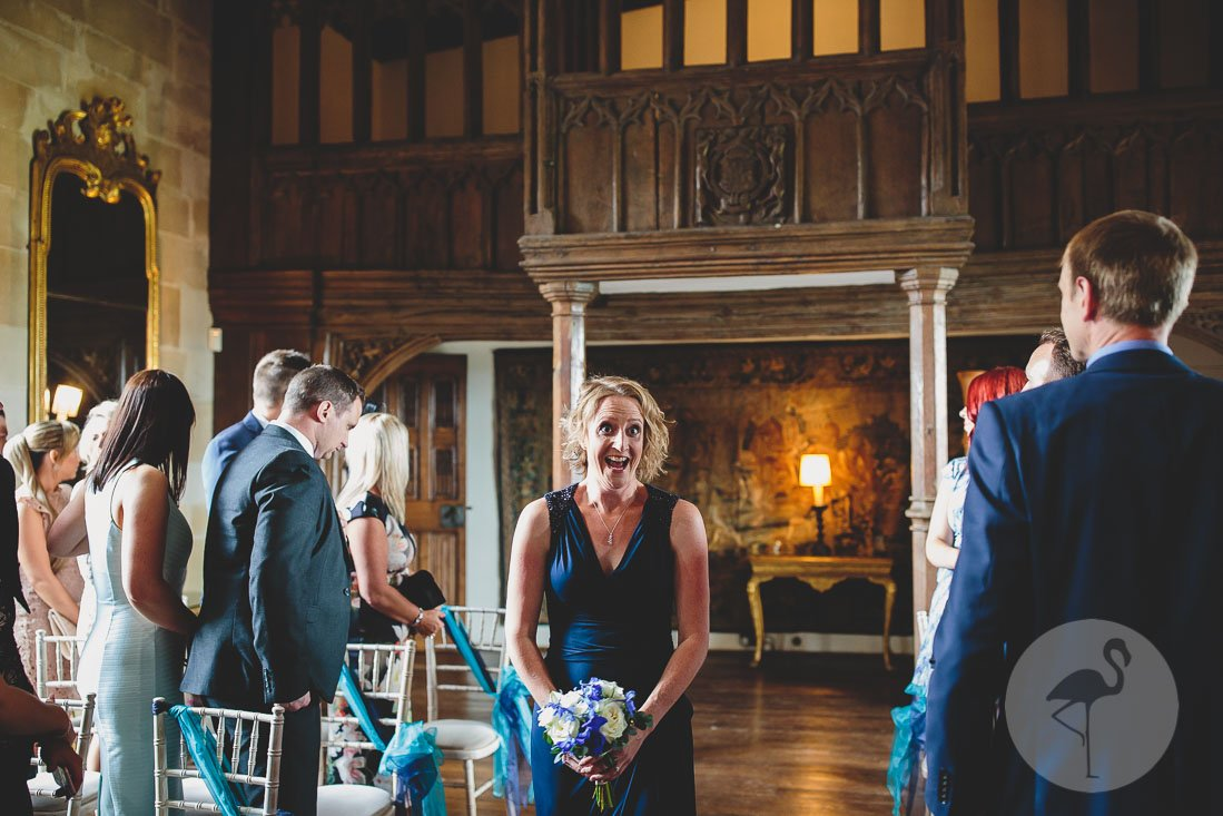 Berkeley Castle Wedding Photography