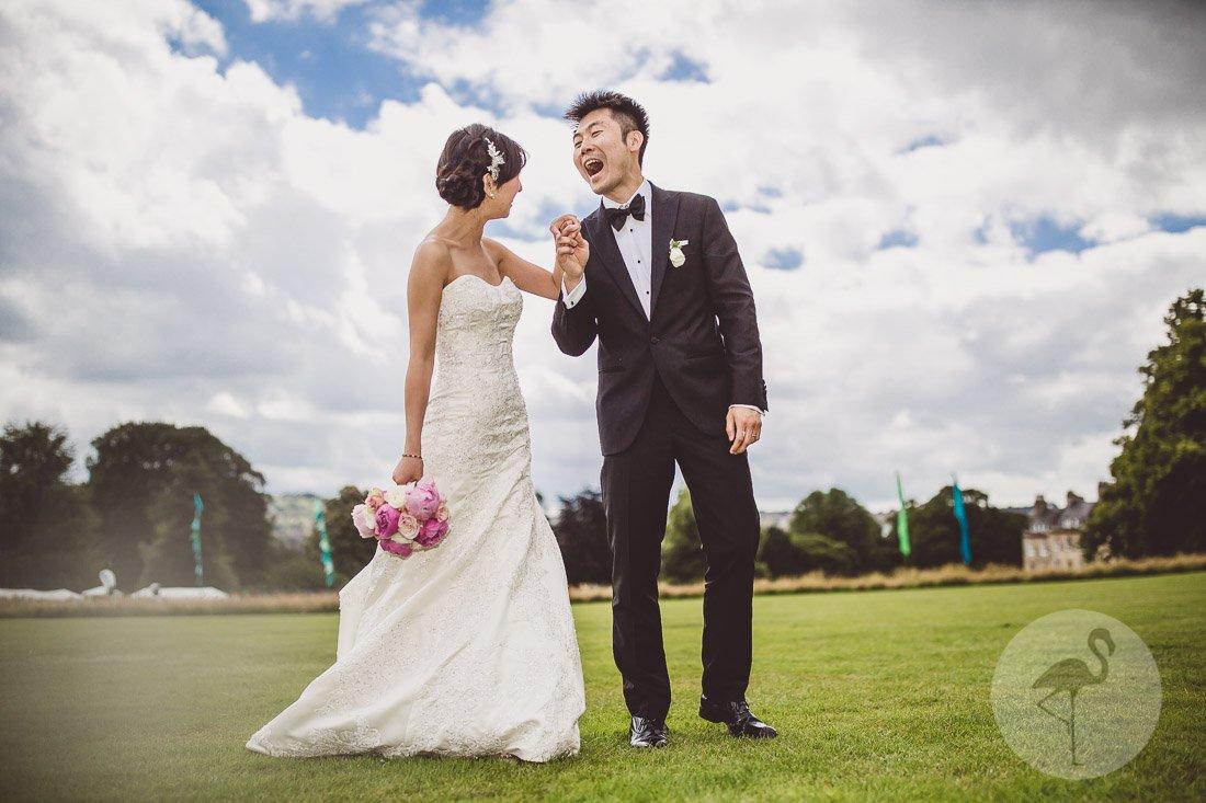 Royal Crescent Wedding Photography Bath