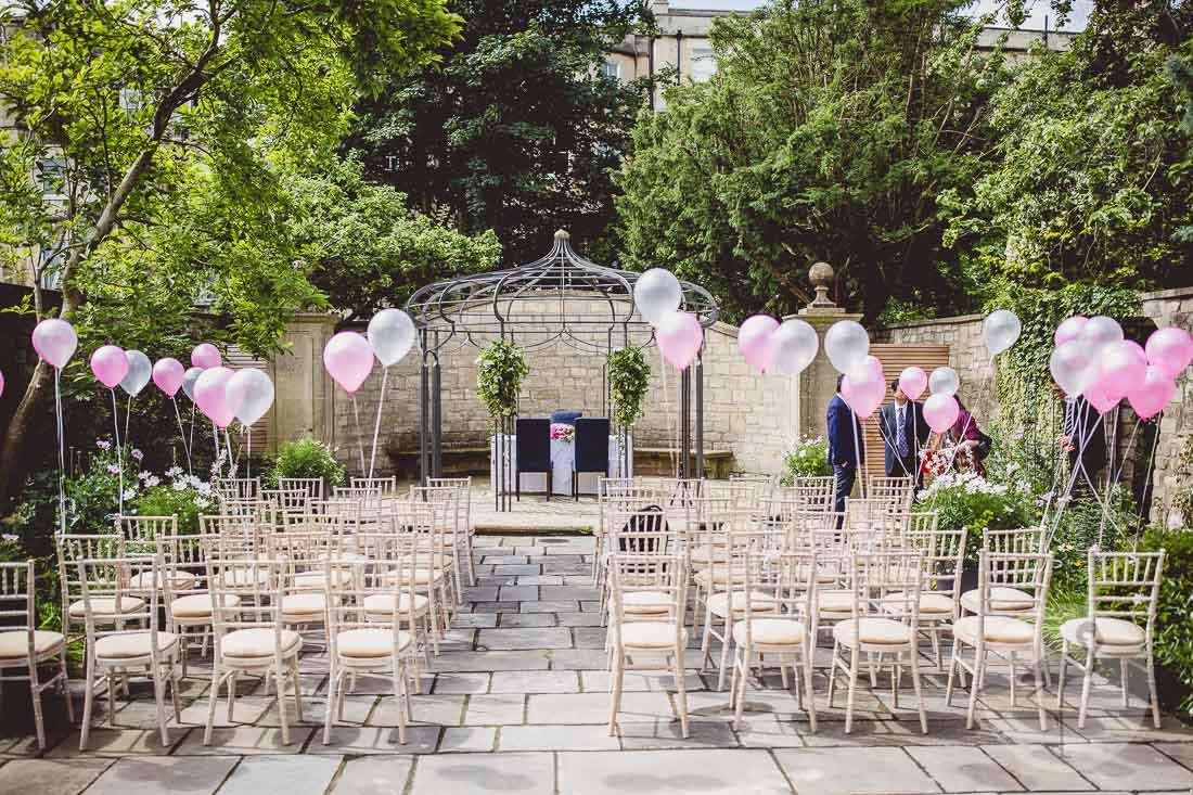 The Royal Crescent Bath Wedding Wedding Photography In