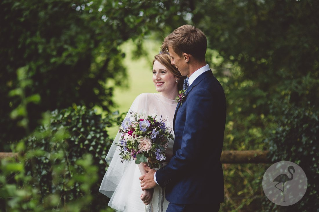 Jo & Jake's Marquee wedding in Bath