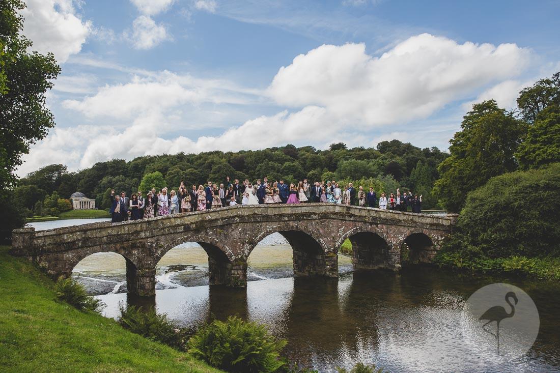 Stourhead wedding photography