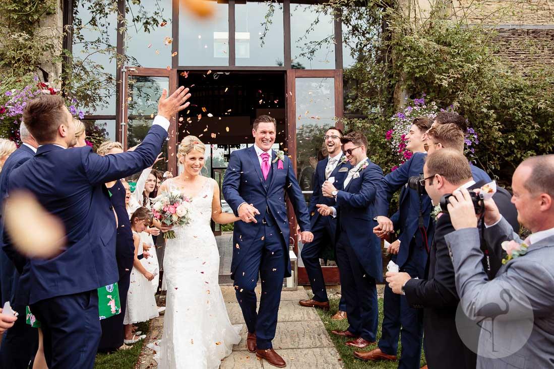 The Great Tythe Barn Wedding Photography In Bath