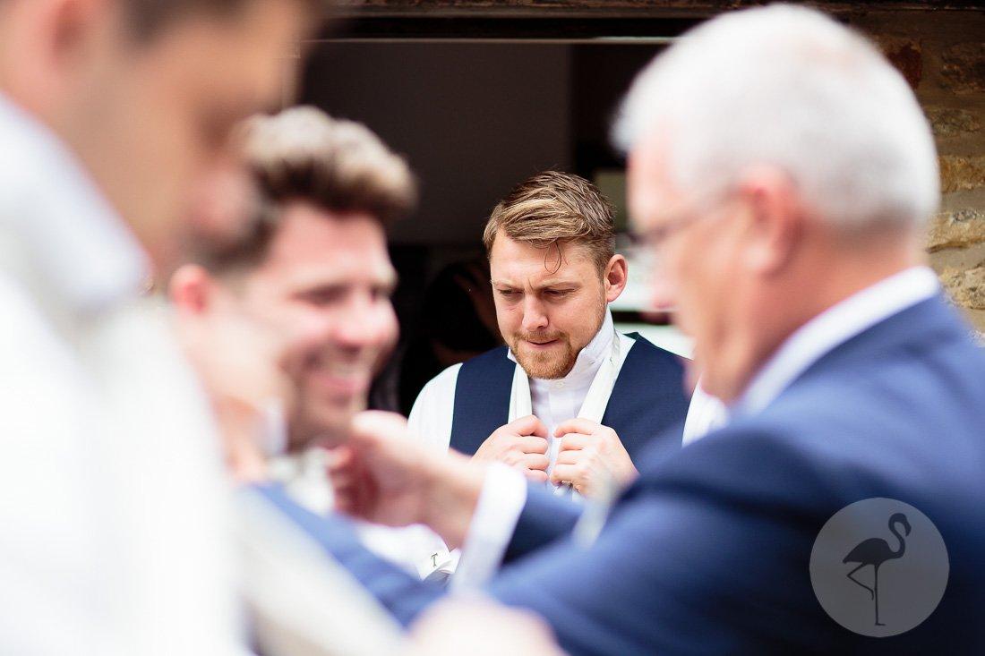 The Great Tythe Barn Wedding
