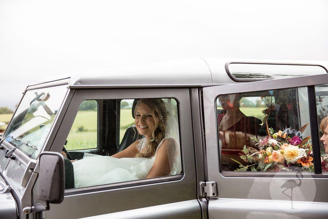 Huntstile Organic Farm wedding