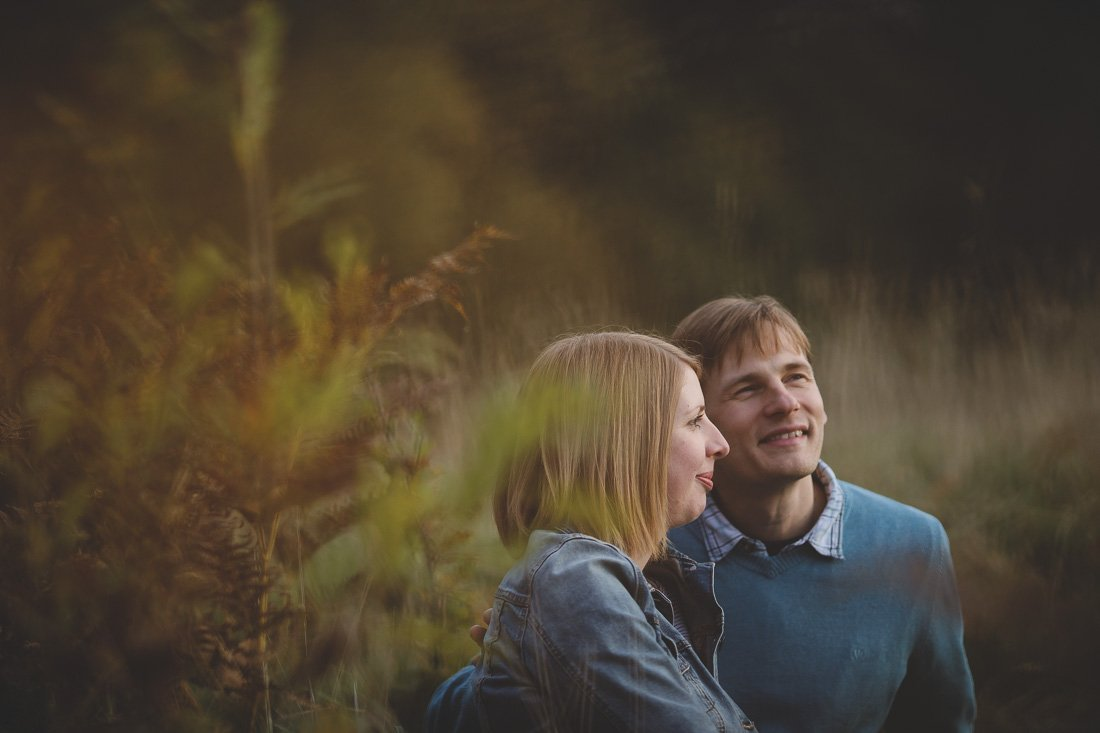 Leigh woods Engagement Session