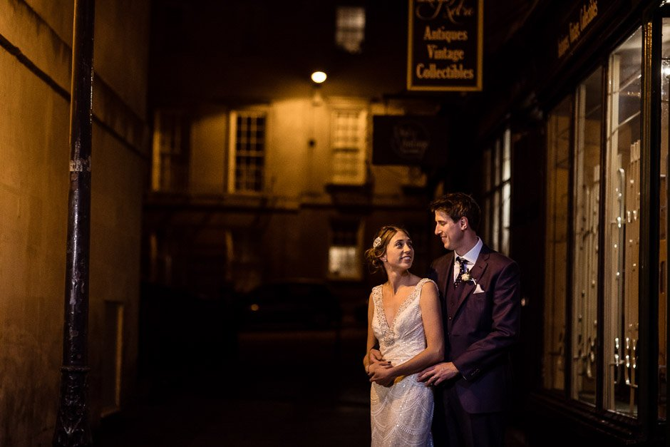 Assembly Rooms Wedding