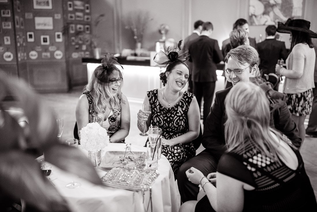 Rachael & Rory's Assembly Rooms Wedding