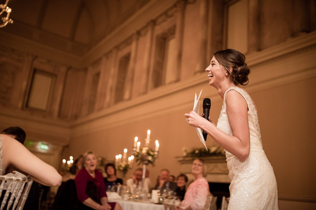 Bath Assembly Rooms Wedding