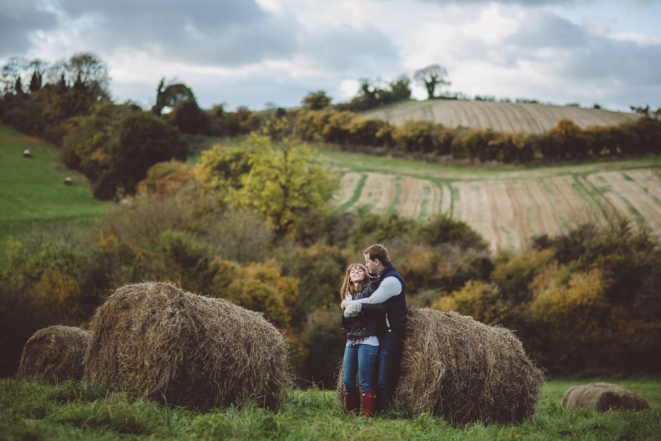 Somerset Engagement Shoot