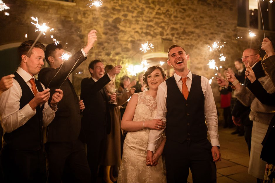 Autumn Wedding at Priston Watermill