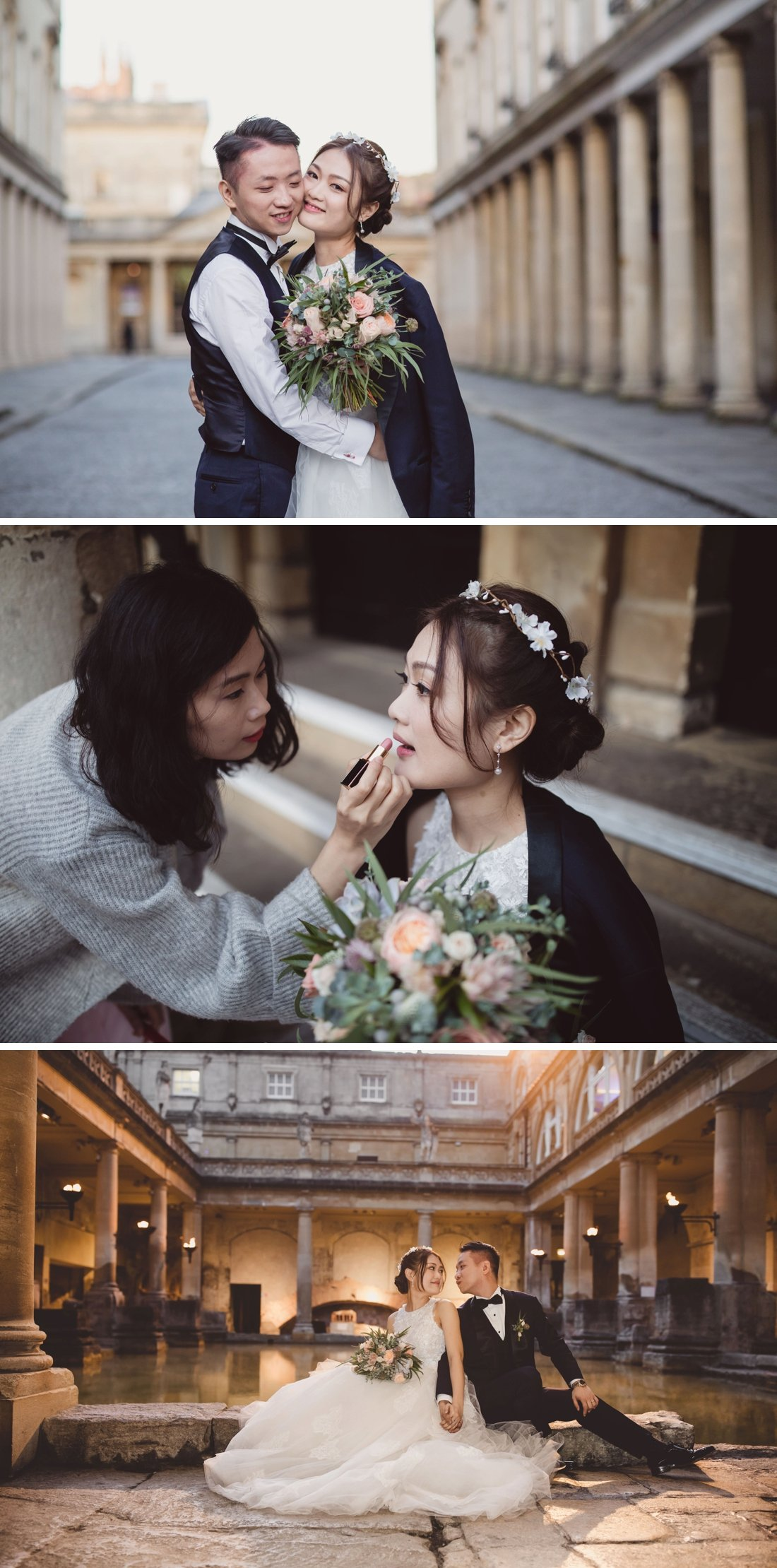 Chinese Wedding Photography in Bath