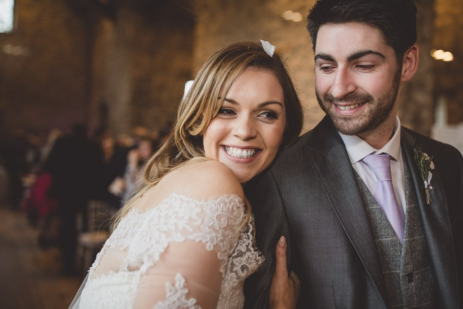 Priston Tythe Barn Wedding