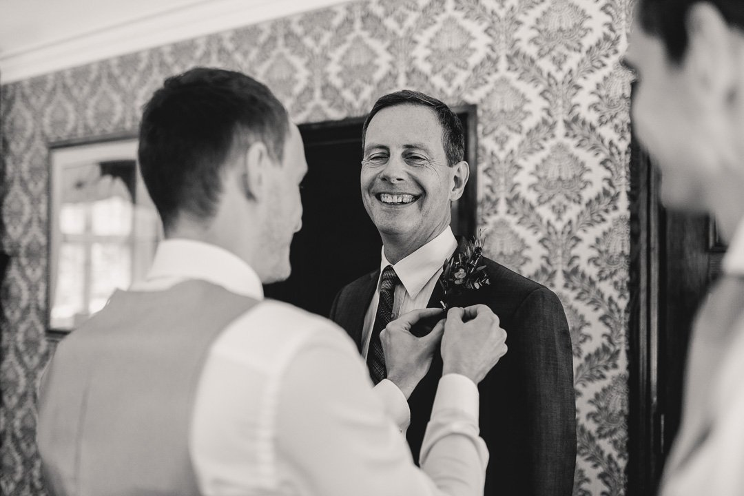 Remi & Dom Manor House Hotel Wedding