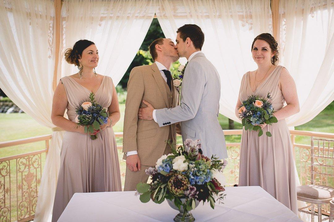 Remi & Dom Manor House Hotel Wedding