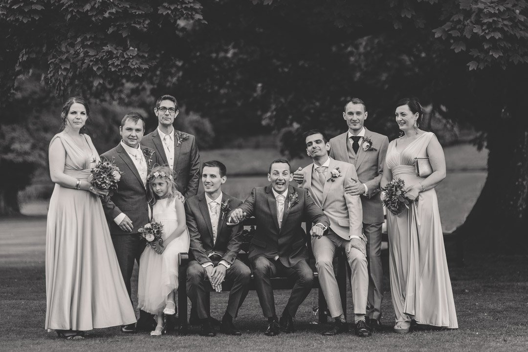 Manor House Hotel Wedding with Remi & Dom
