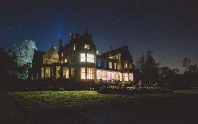Orchardleigh House Wedding