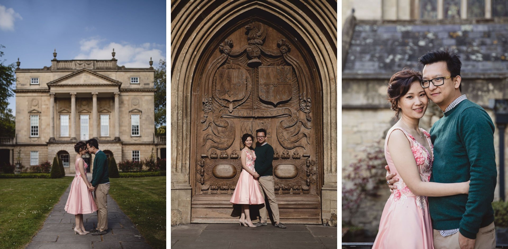 Bath Engagement Photography