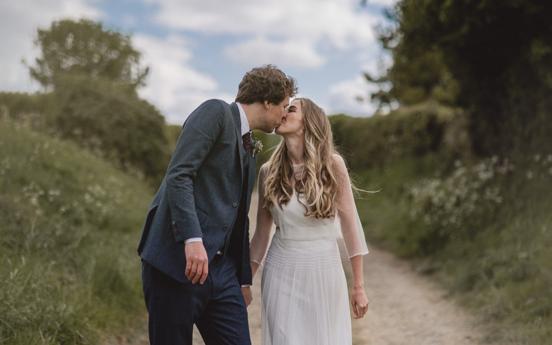 Rosedew Farm Wedding, Wales