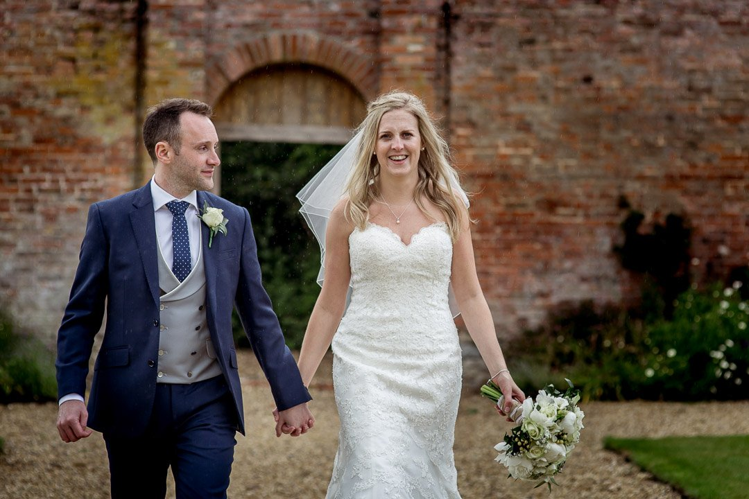 Orchardleigh Walled Garden Wedding