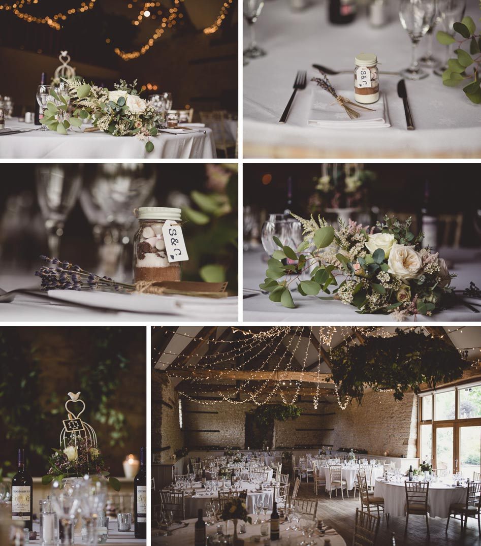 Spring wedding Wick farm