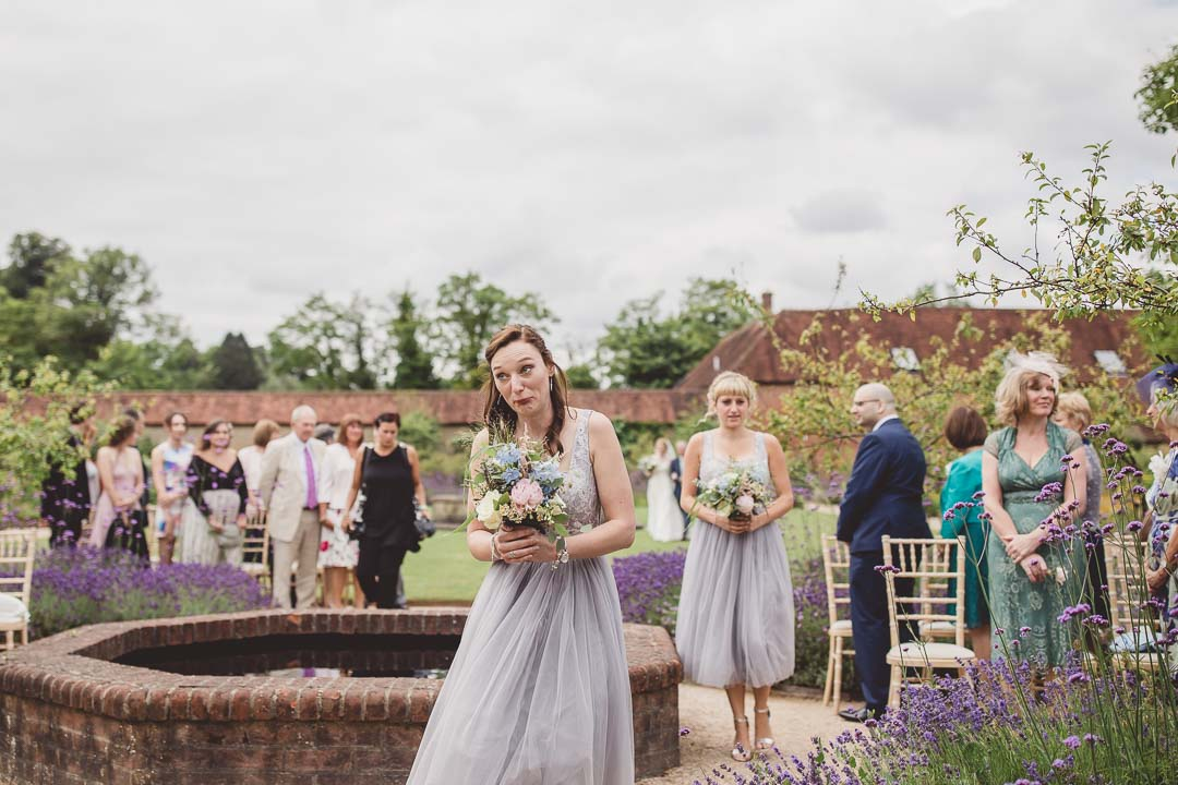 The walled Garden Cowdray Wedding-1