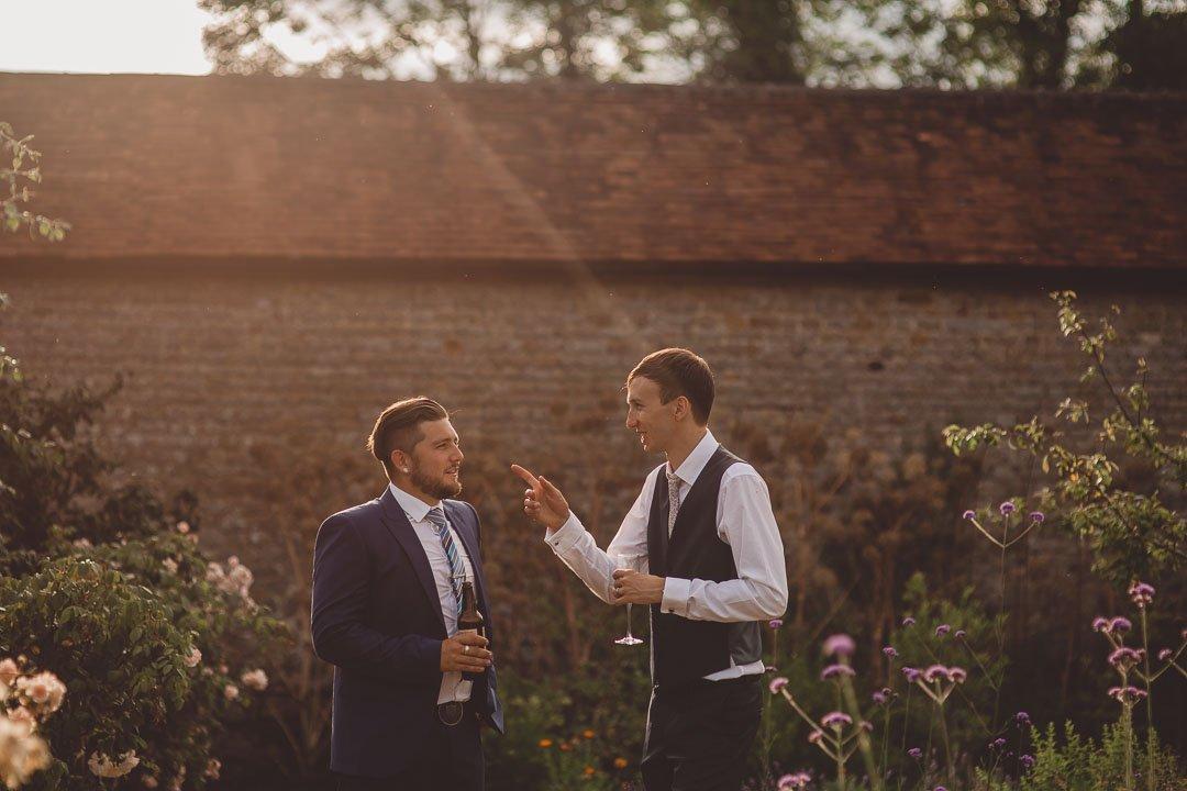 The Walled Garden Cowdray Wedding