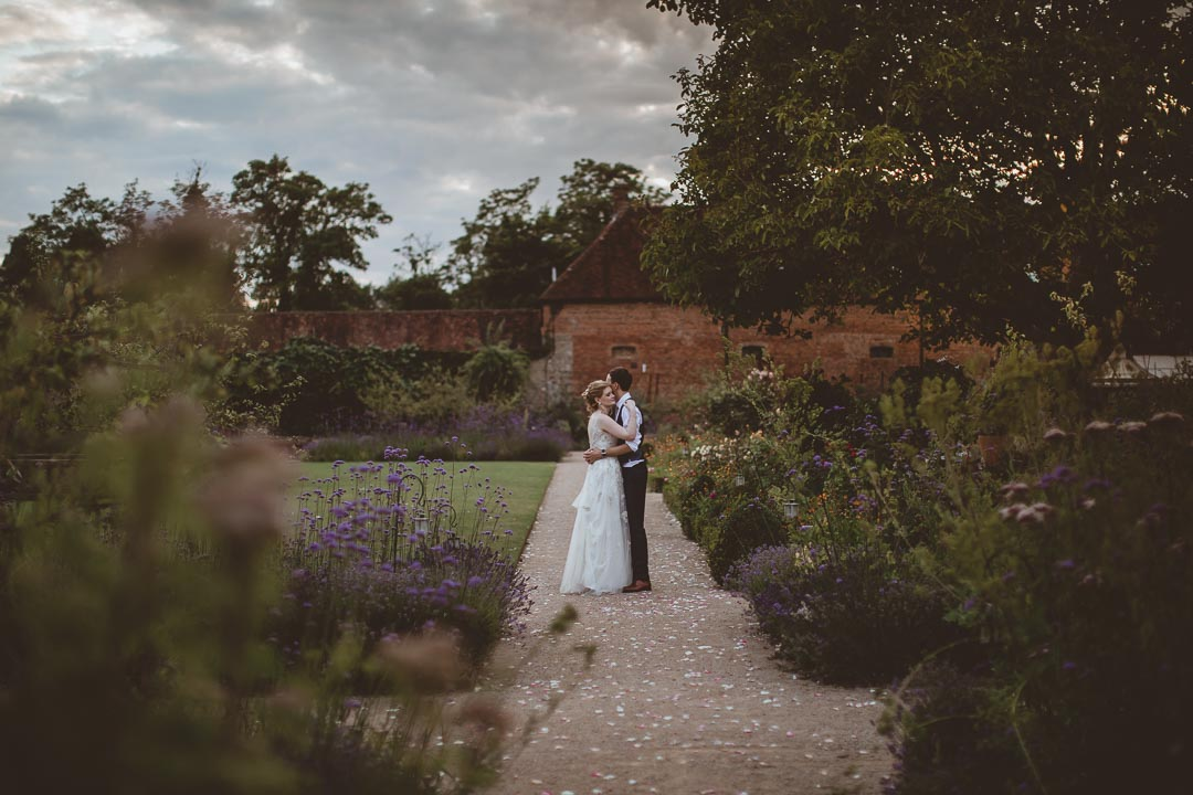 The Walled Garden Cowdray Wedding