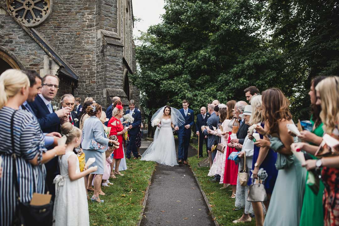 Coombe Lodge Blagdon Wedding