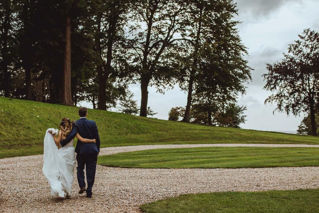 Coombe Lodge Blagdon Wedding