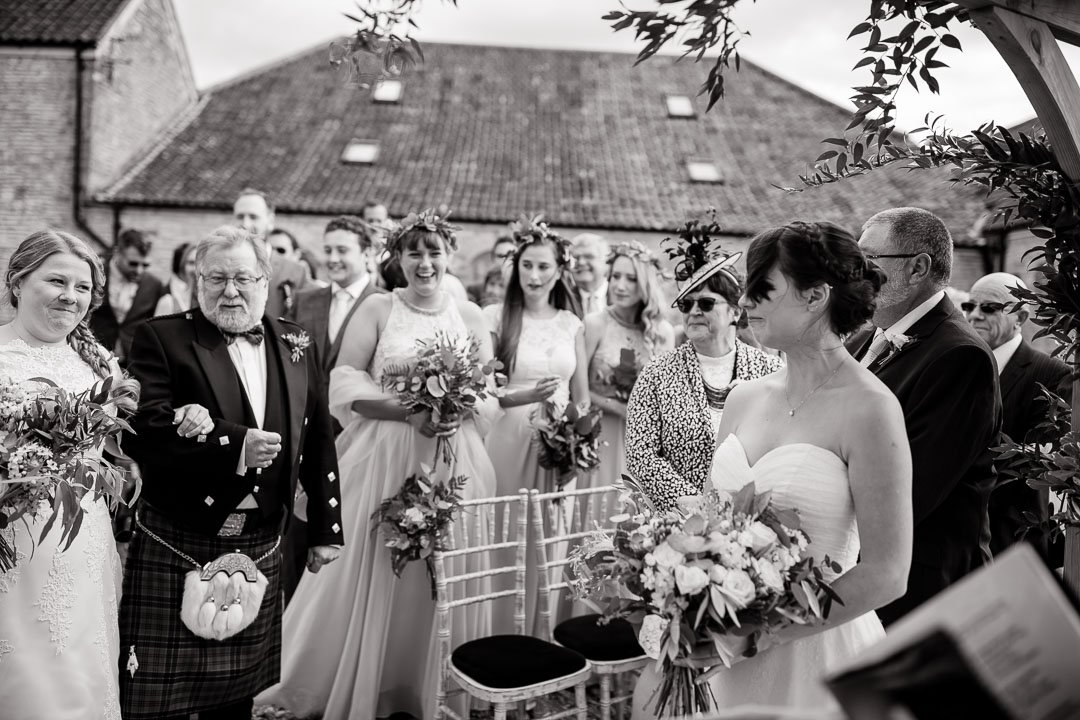 Folly Farm Wedding Photographer