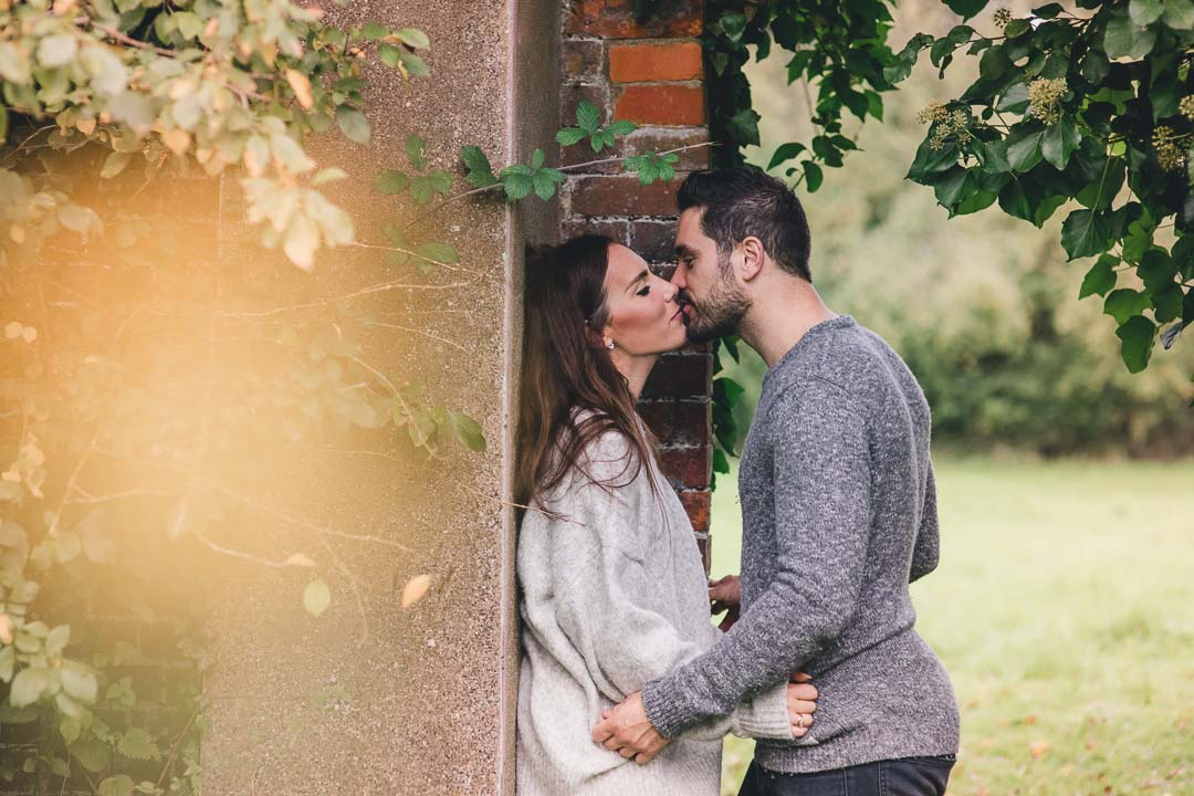 Bishopstrow House Hotel engagement photography