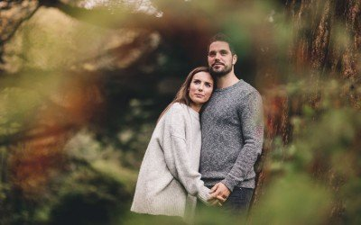 Wiltshire Engagement Photographer