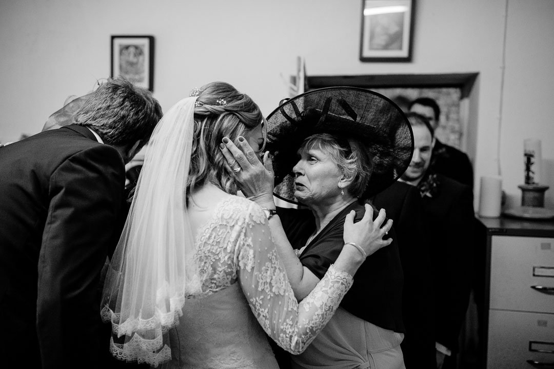 kissing mother in law
