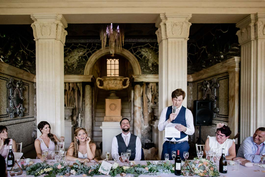 The Lost Orangery speeches